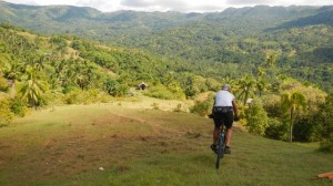 Mountain Biking in Cebu, Philippines