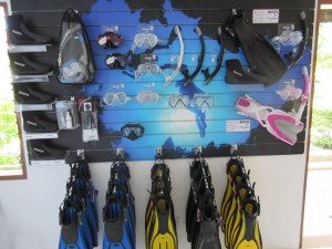 Mares, Mask Snorkel, Boots, Fin