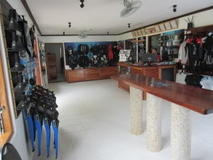 Kasai Village Dive Shop